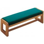 Timber Bench (3 Seater)