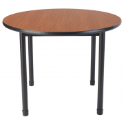 "Welded Adjustable Round Classroom Table (36"" dia.)"