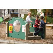 ultraPLAY Kinder Crossing Preschool Playground Bridge