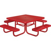 Preschool Picnic Table Diamond Cut Surface