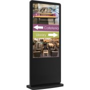 LCD Digital Signage Kiosk with Media Player - 46