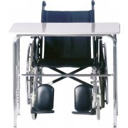 Wheelchair Accessible School Desk-Hard Plastic