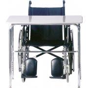 Wheelchair Accessible School Desk-Hard Plastic