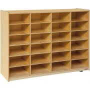 24-Tray Storage Unit without Trays