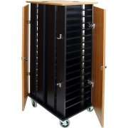 32-Unit Netbook Storage Cart