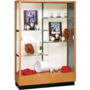 Heritage Trophy Cabinet in Hardwood (48