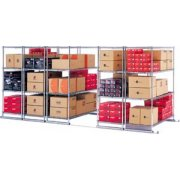 5 Section Sliding Shelf System (138