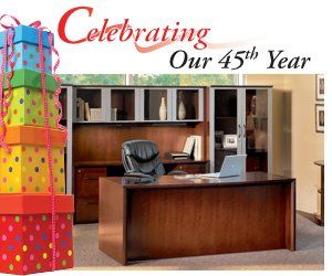 Sale to Celebrate Hertz Furniture's 45 Years in Business