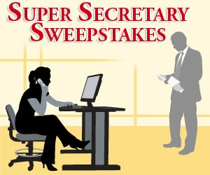 Super School Secretary Sweepstakes Announced by Hertz Furniture