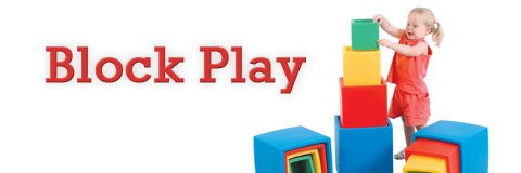 Building blocks aren't all fun and games, they also help little ones develop important cognitive and motor skills.
