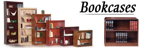 Encourage independent reading or display your literature collection on an attractive bookcase.