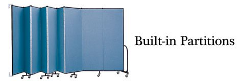 What kind of wall-mounted room dividers should I get?