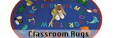 Shop classroom rugs in a great selection of colors, shapes, sizes and themes.