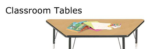 The right classroom tables can make all the difference when it comes to lessons and group activities.