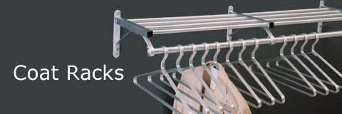 Shop coat racks today and get a great selection of freestanding and wall-mounted options.