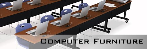Encourage students to develop their research skills and take advantage of technology with functional computer furniture.
