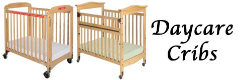 Shop portable daycare cribs to keep little ones safe and cozy.