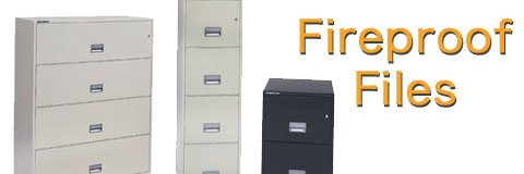 Get the utmost in document protection with virtually-indestructible fireproof file cabinets.
