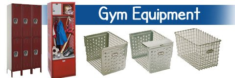 Encourage your students to get fit and active with great school gym equipment.