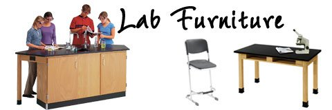 Get your students excited about science with our great selection of lab furniture.