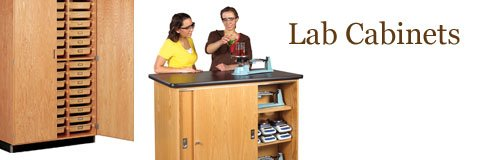Keep everything organized and ready for the next experiment with our great selection of lab cabinets.