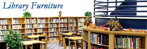 Help your students get excited about reading and learning new things with enticing library furniture.