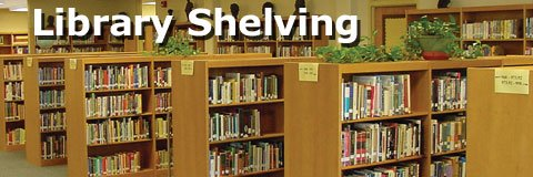 Choosing the right library shelving is critical for keeping your books organized.