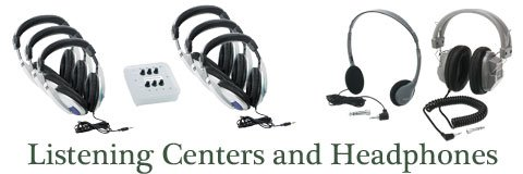 Listening Centers and Headphones