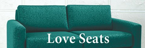Loveseats are just what you need to keep guests and clients comfortable while they wait.