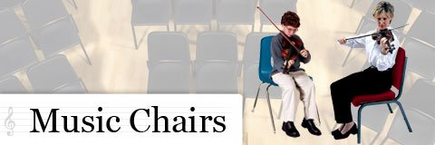 Music Chairs