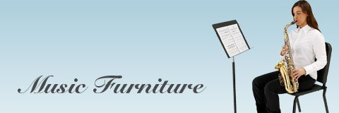 Browse music furniture for your school or church and enjoy affordable prices and a great selection.
