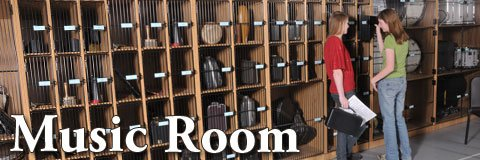 The right furniture, including choral risers and musician chairs, provides great support to your school music program.