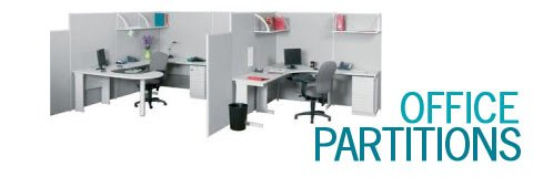 Design the space of your dreams with office cubicles in a selection of sizes.