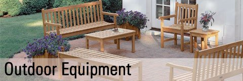 Enjoy the great outdoors as never before with park equipment and furniture for your school or community center.