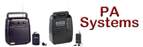 Get the PA system you have always wanted at a price you can afford!