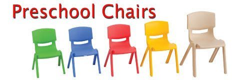 Toddler and preschool chairs come in a great selection of colors, sizes and styles.