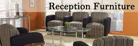 Inviting wating room or reception furniture will make all the difference to your clients.