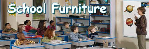 School Furniture & Classroom Furniture | Desks, Chairs, Tables ...