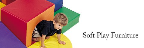 Soft play forms facilitate safe exploration for little ones in your preschool or daycare.