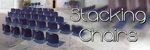 Browse our wide selection of stacking chairs in a variety of colors and styles.