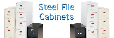 Shop metal file cabinets in a selection of colors, styles and sizes.