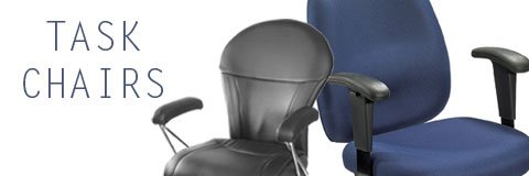 Put your employees on the road to success with ergonomic task chairs.