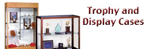 Shop trophy cases today to enjoy a great selection of sizes, styles and colors.
