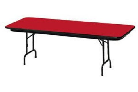 Educational Color Top Folding Tables