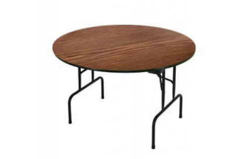 High Pressure Laminate Round Folding Tables