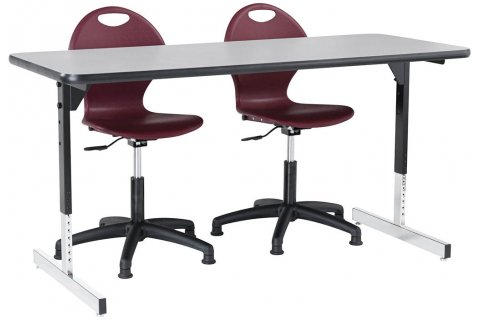 8700 Series Training Tables