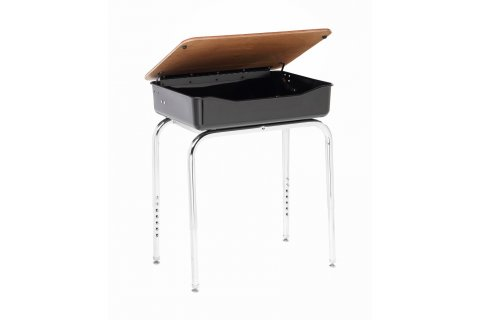 Lift Lid School Desks by Academia