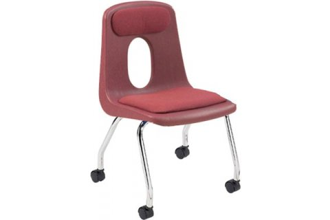 120 Series Padded Poly Chairs
