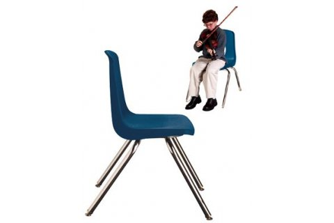 Poly Musician Posture Chair Student Chairs