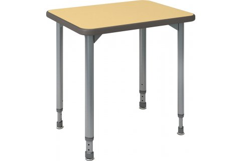 A&D Adjustable Height Student Desks by Paragon